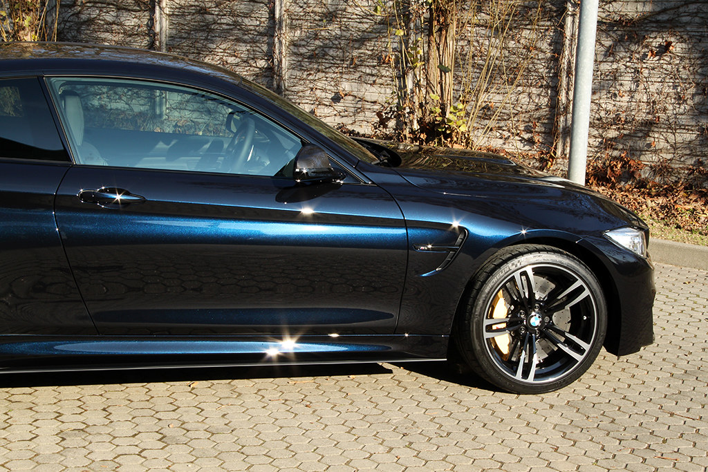 BigFoot Centre - BMW M4 Azuritschwarz, protezione totale 24743130283_9e70c8382b_b