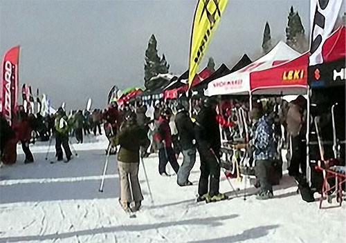 Ski Testing