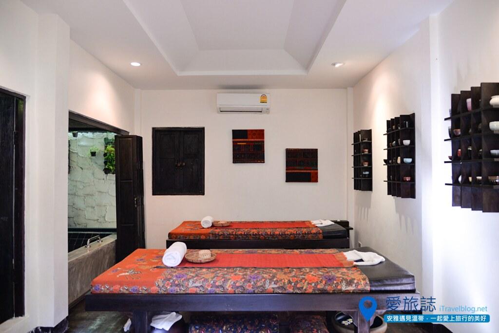 《清迈SPA按摩推荐》Fah Lanna Spa & Massage:兼具精致服务与幽雅环境,体验泰北兰纳文化底蕴的风情。