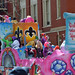 Girls just want to have fun - Krewe of Iris float by Monceau