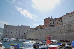 Dubrovnik. St. Johns Fort