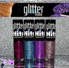 Esmaltes Glitter Forte 2016 - Hits Speciallità