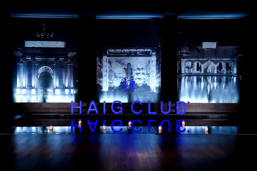 The Welcome area at HAIG CLUB™ Shanghai