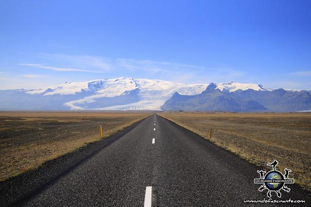 Carretera - ISLANDIA