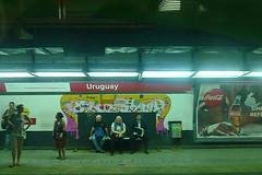 Buenos Aires - Subte Uruguay
