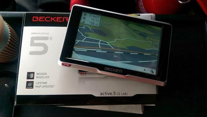 Neues Navigationssystem für den LKW
