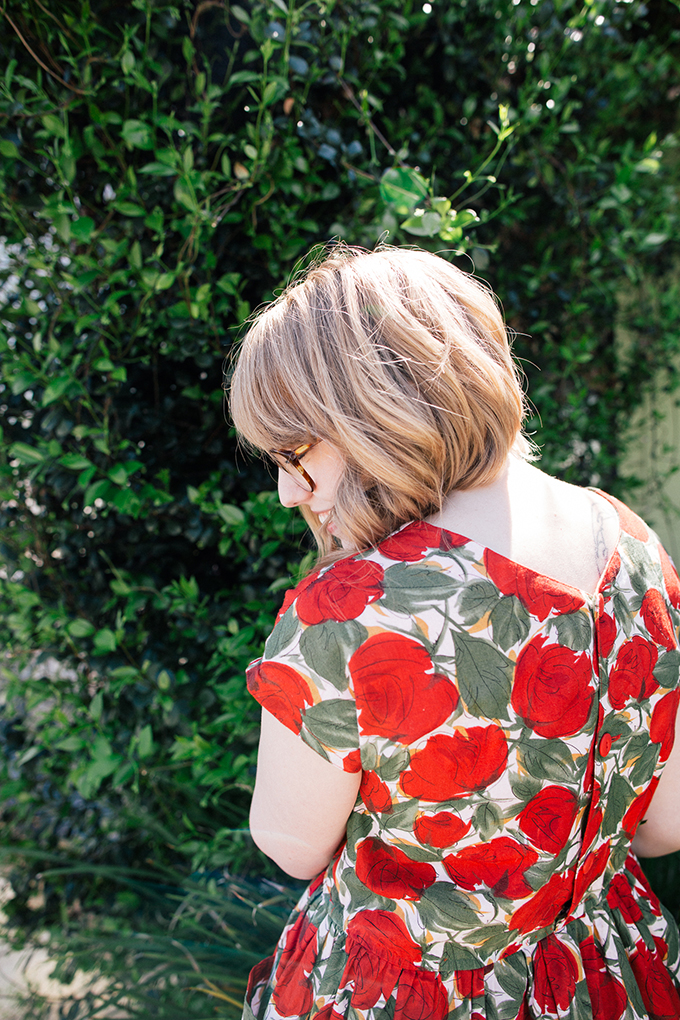 vintage poppy dress8