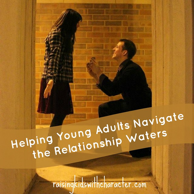 Podcast Notes: Helping Young Adults Navigate the Relationship Waters