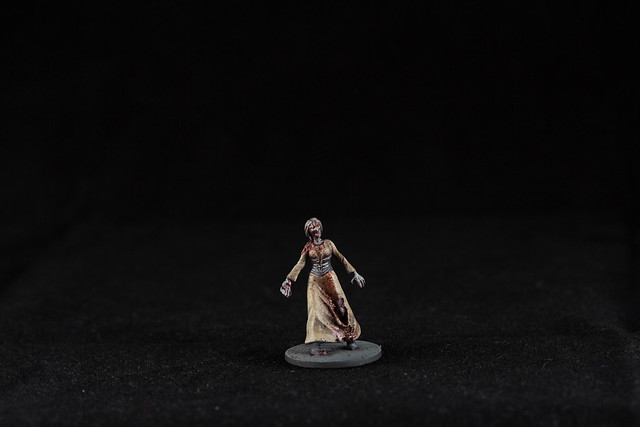 ZOMBICIDE: Black Plague - Walker .001