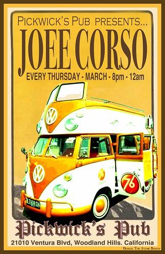 Joee Corso - March 2016