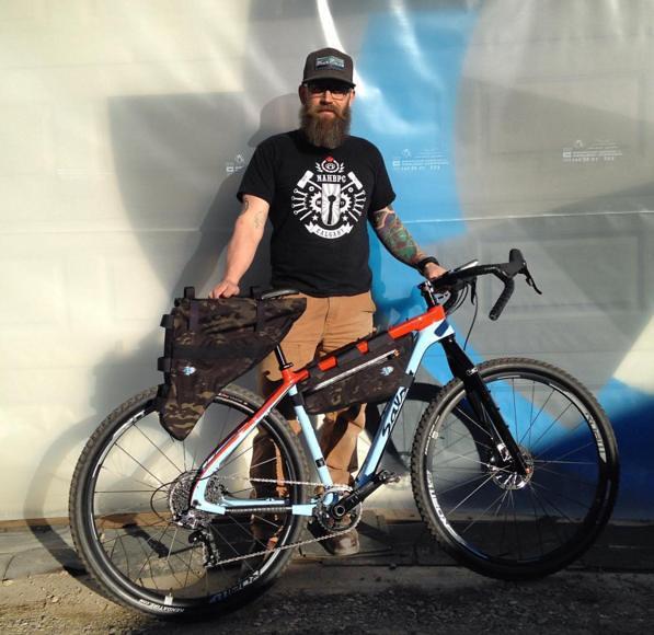 Salsa Cutthroat Tour Divide Bike Mtbr Com