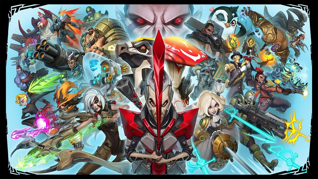 Battleborn on PS4
