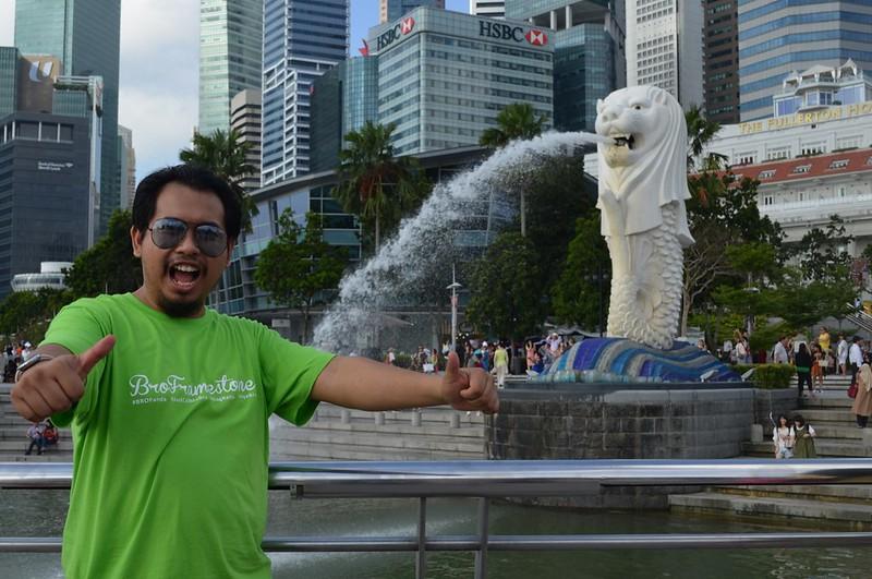 Percutian Jimat Saya - Singapura