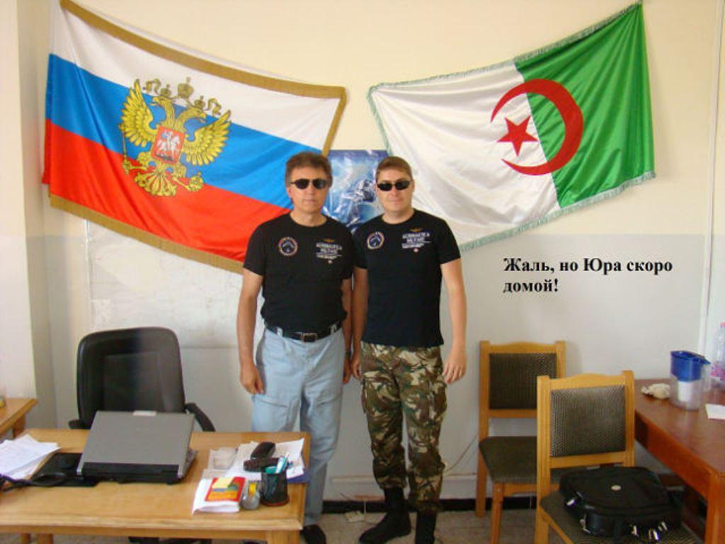 العلاقات الجزائرية الروسية - صفحة 2 25776450680_8babe6001c_o