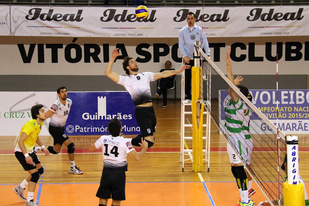 Voleibol: Vitória SC - Caldas