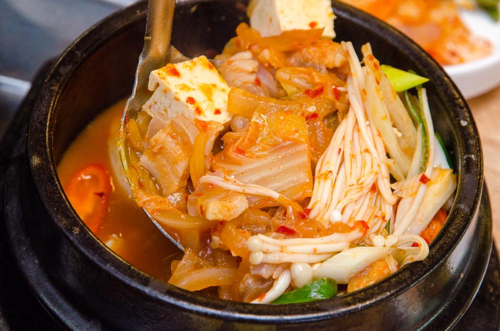 Kimchi Jigae (Kimchi Stew)