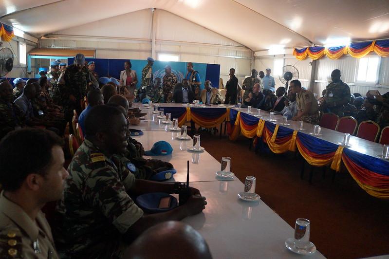 Maintien de la paix dans le monde - Les FAR en République Centrafricaine - RCA (MINUSCA) - Page 3 25885662435_a898543593_c