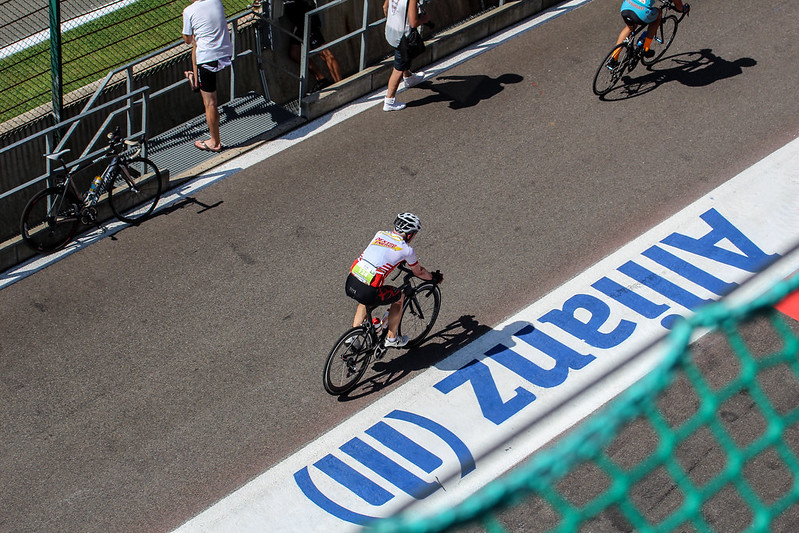 Spa Cycling Challenge 2015