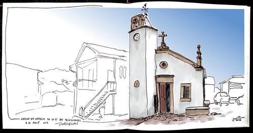Capela Nª Sª das Necessidades - Dornelas