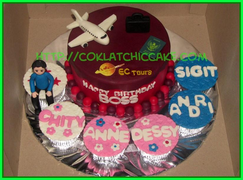 cake travel
