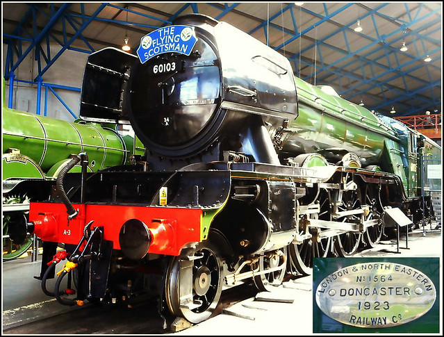 The Flying Scotsman ..
