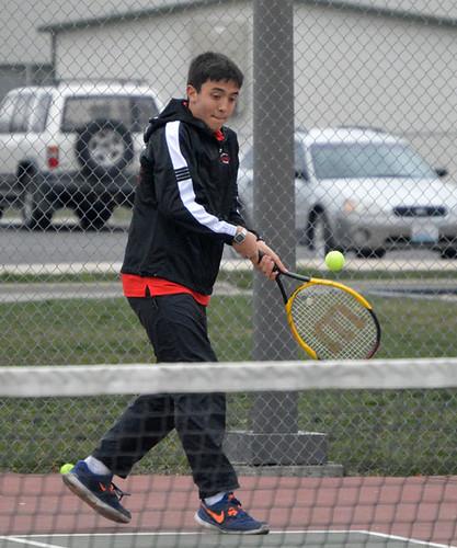 SPTS - Cheney tennis Shogo Starr 4 - 03312016