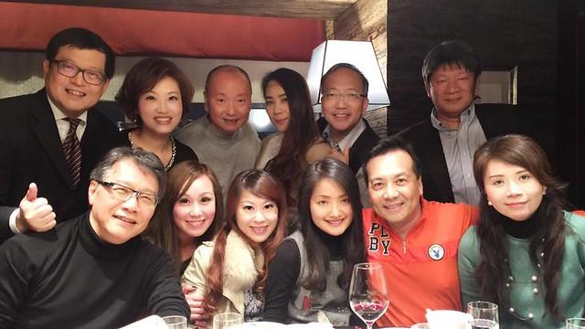 和吳中純、黃耀德和黃耀德,在君品飯店 頤宮 Le Palai (5)