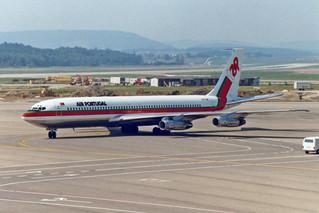 """TAP Air Portugal Boeing 707-382B CS-TBE """"Pedro Alvares Cabral"""""""