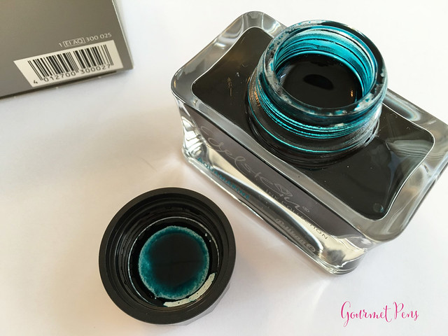 Ink Shot Review Pelikan Edelstein Aquamarine Ink of the Year 2016 @PenBoutique (2)