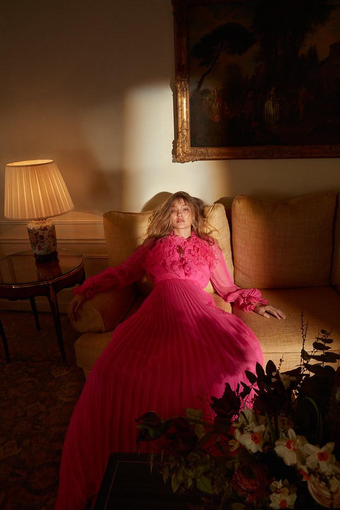 Джиджи Хадид — Фотосессия для «Vogue» DE 2016 – 1