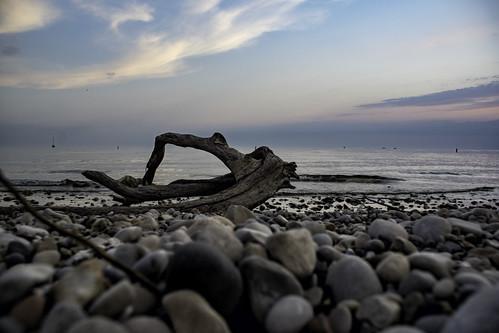 ca ontario canada rocks pastel bluewater driftwood nik blueskies bayfield pentaxk3ii k3ii0430