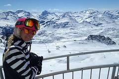 SNOWtour 2015/16: St. Anton – dubnové polední varhánky
