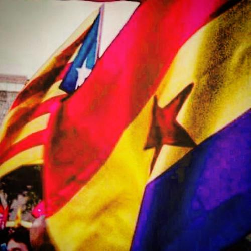 Ojalá algún día podamos ver esto, una república española y una república catalana sin odio entre ellas, que bonito seria. Hoy, hace 85 años se proclamó la II República Española y la República Catalana. Volvamos a hacerlo! Viva España republicana!! Visca C