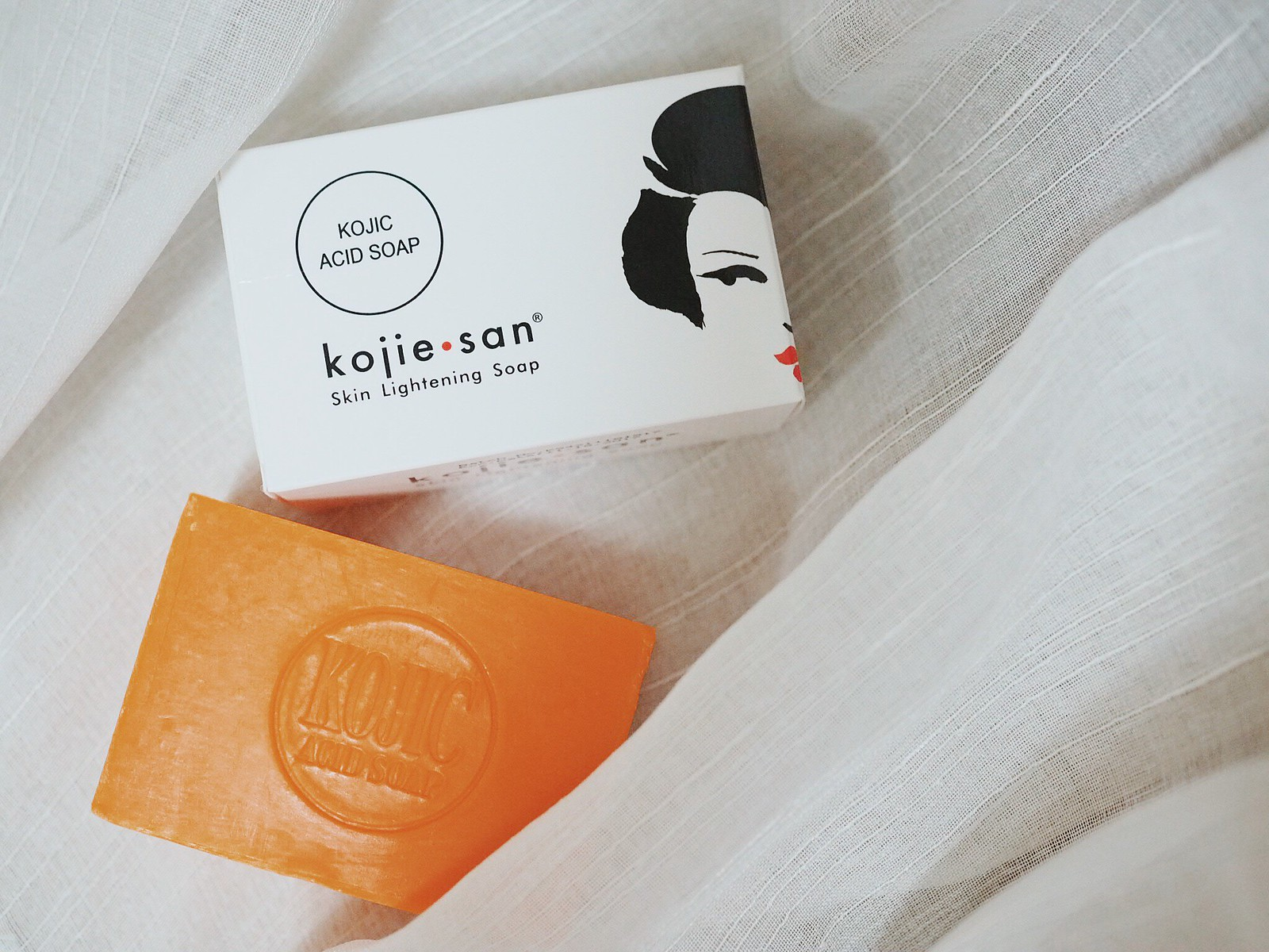 kojie-san-soap