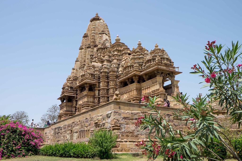 Kandariya-Mahadeva-Tempel