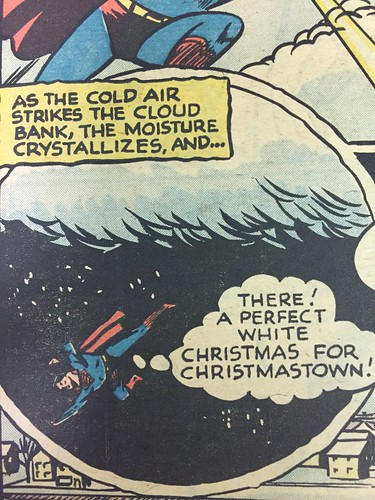 """Christmas with the Super-Heroes"", DC Comics, 1975 (22)"