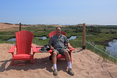 Jim - Parks Canada Red Chairs