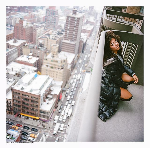 Manhattan Balcony Shoot
