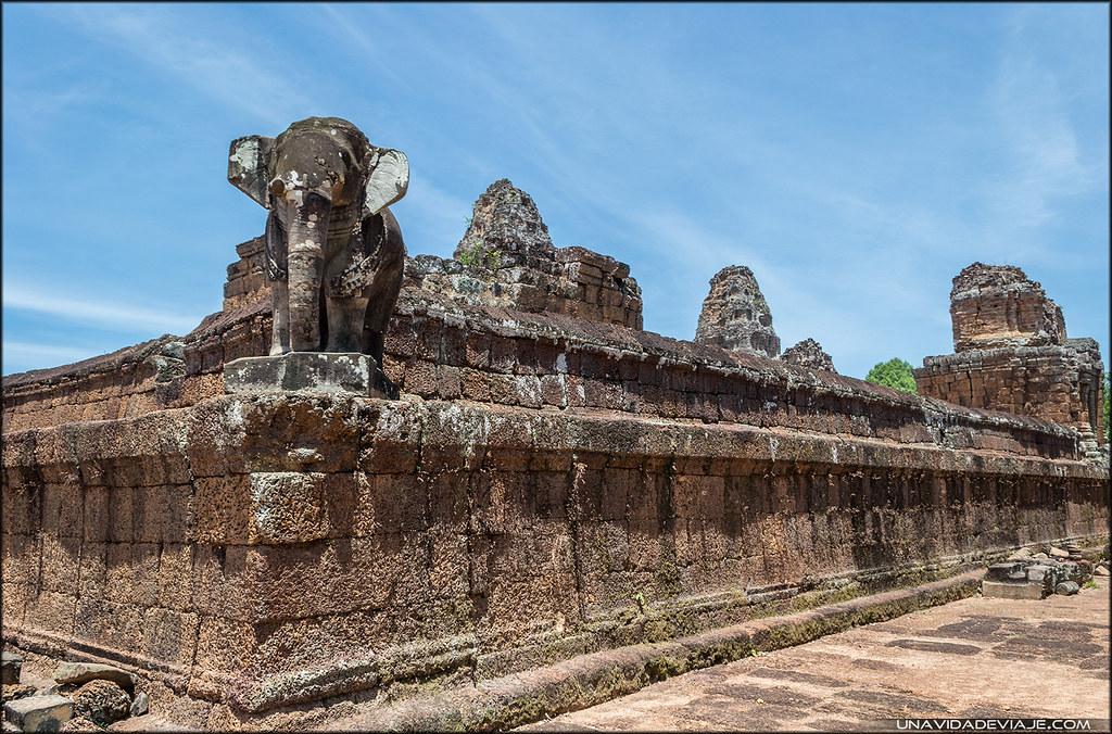 East Mebon Camboya