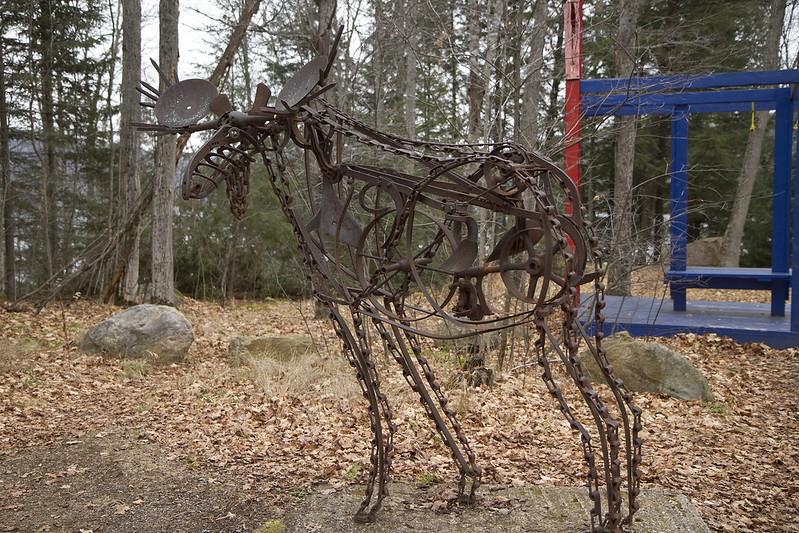 Moose Scraps