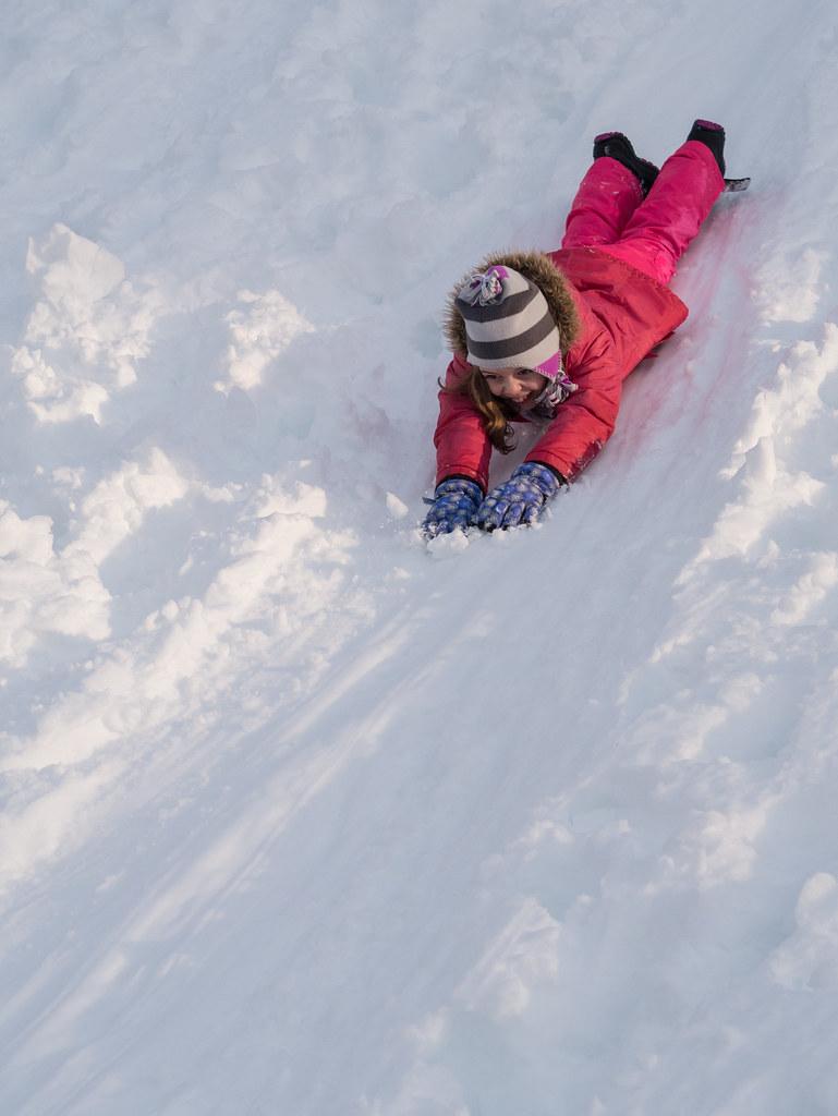 Molly sliding