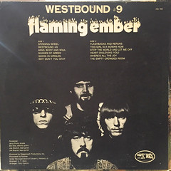 WESTBOUND #9:FLAMING EMBER(JACKET B)