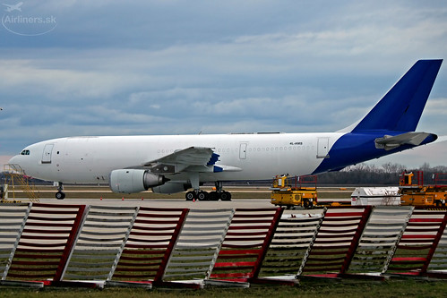 Airbus A300B4-203(F) 4L-AMS