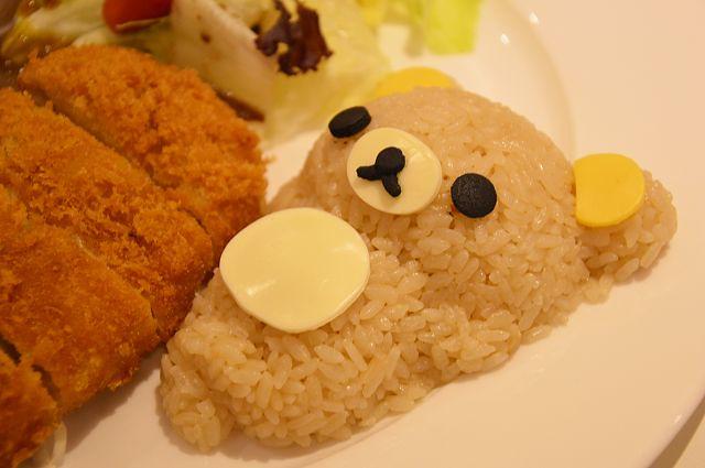 拉拉熊主題餐廳22
