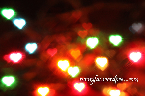 Heart Shaped Bokeh 4