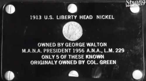 Walton Liberty Nickel holder