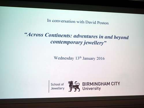 In Conversation With David Poston - 1
