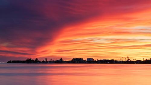 longexposure sunset clouds digital landscapes florida passagrille 2015 tierraverde floridagulfcoast afsnikkor50mmf18g jaspcphotography nikond750