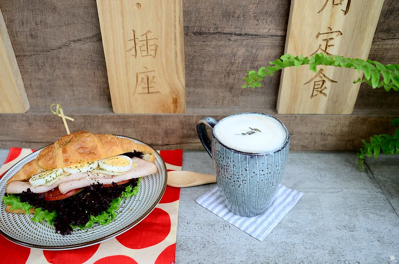 小空間板橋早午餐咖啡廳不限時推薦小倉庫菜單時間新埔 (33)