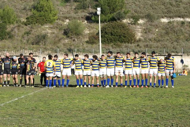 2015/16 - 1° XV - Alghero vs RPFC